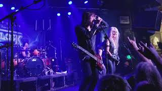 Doro Pesch voice of Warlock @ Whiskey A GoGo in Hollywood CA. 2017. (video 4 of 4)