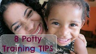 How i Potty Trained 1 Yr old - Tipsy Thursday