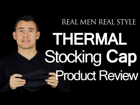 Thermal Stocking Cap Review – Carol Davis Fleece Skull Cap – Cold Weather Tuque Hats