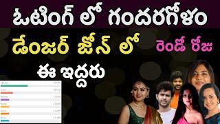 Bigg Boss 4 Telugu Voting|BB 4 Telugu 11th Week Voting | Who Is Leading In Voting | Who Is In Danger