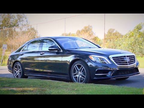 2015 Mercedes-Benz S Class Review - Kelley Blue Book