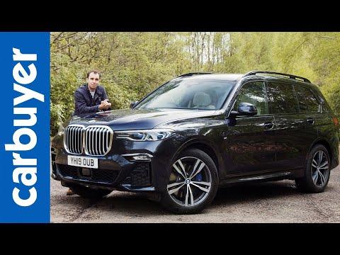 External Review Video P5n08gSUo-E for BMW X7 SUV (G07)