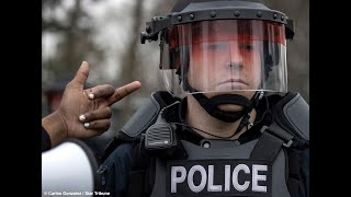 Policja w Minnesocie vs policja w Polsce – porównanie ( re-upload odcinka z 12 kwietnia )