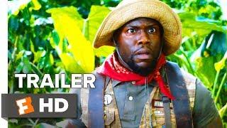 Jumanji Welcome To The Jungle International Trailer 1 2017  Movieclips Trailers