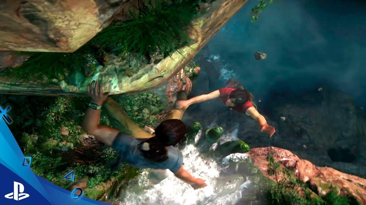 Uncharted: El Legado Perdido | Toda la emoción del próximo título de la saga de Naughty Dog en 30 segundos