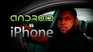 ANDROID USERS VS iPHONE USERS