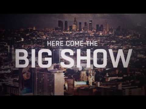 The Big Show Lyric Video