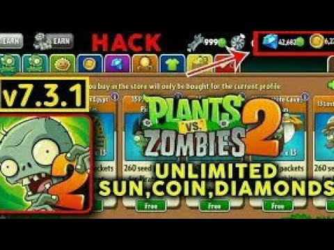 😝 Plants vs zombies 2 mod apk no root | Plants vs zombies 2 Mod Apk