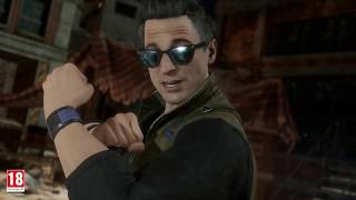Trailer Johnny Cage - ITALIANO