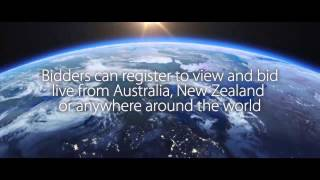 Ray White Live Online Auctions: the global auction room