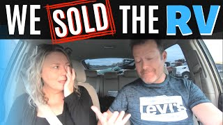 😲 WE SOLD THE RV! 🌽🧀🍎 WISCONSIN TRAVEL (RV LIVING FULL TIME)