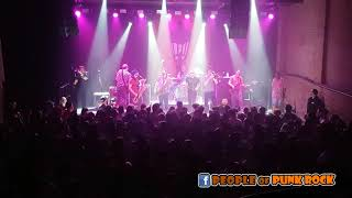 STREETLIGHT MANIFESTO - Day In Day Out @ House of Independents, Asbury Park NJ - 2018-05-04
