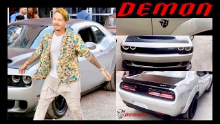 2018 Dodge Demon: IN FAST & THE FURIOUS MUSIC VIDEO (Leaked Footage & Images)