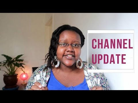 Channel Updates & New Direction
