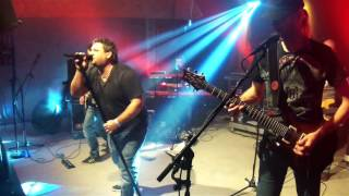 Drive it in (Krokus-Cover) - Cold Filtered - live 27.11.2015