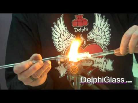 How to Make a Glass Marble | Delphi Glass