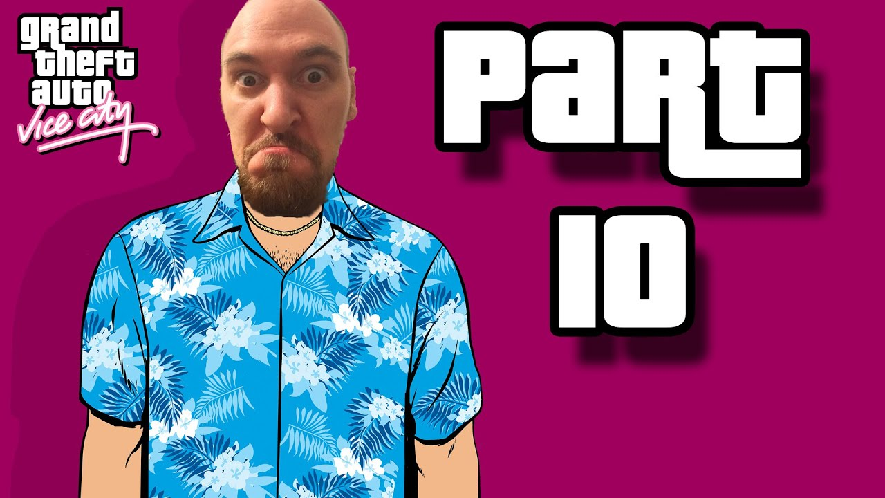 [Let's Play] GTA Vice City (PS4) – Part 10 – Pizza Mortale