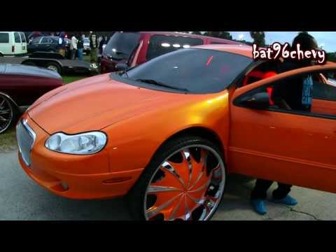 "Outrageous Chrysler Concorde on 30"" Rims - 1080p HD"