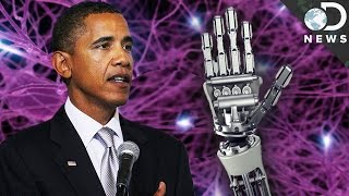 President Obama On The Future Of Thought-Controlled Technology