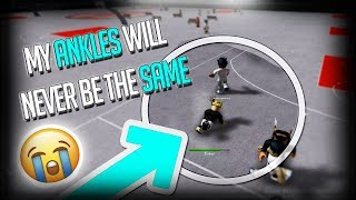 MY ANKLES WILL NEVER BE THE SAME! SO MANY ANKLES BROKEN! (Halfcourt Also LOL!) RB World 2