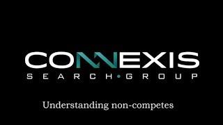 Understanding non-compete agreements