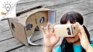 [DIY] How to make VR Headset Google Cardboard