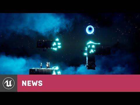 Minimal Move :: Minimal Move is spotlighted by Unreal Engine!
