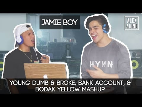 Young Dumb & Broke / Bank Account / Bodak Yellow Mashup [Feat. JamieBoy]