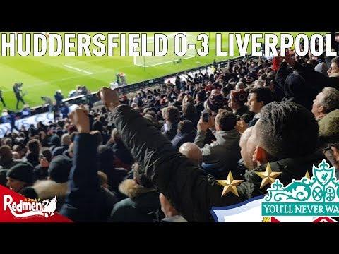 Huddersfield v Liverpool 0-3   Story of the Match