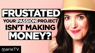 Want More Clients? Will Your Passion Make Money? Ready To Cure Perfectionism? Watch Now.