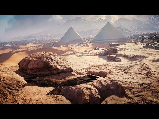 Assassin's Creed: Origins gameplay video