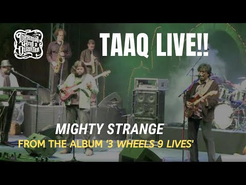 Thermal And A Quarter - Mighty Strange (Live at The Bangalore Palace)