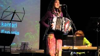 Lourdes Iriondoren omenezko kantaldia 2009/10/10