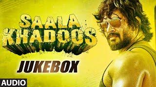 Saala Khadoos - Audio Jukebox