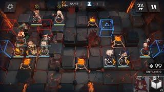 Flamebringer  - (Arknights) - [Arknights] E1 S2L7 Flamebringer in OF-EX6 Challenge Mode