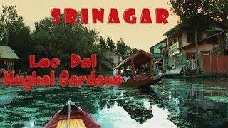preview picture of video 'Jammu a Srinagar - (Mughal Gardens), (Lac Dal) - India (Kashmir)'