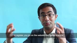 Omar Bawa, le réseau vraiment social Video Preview Image