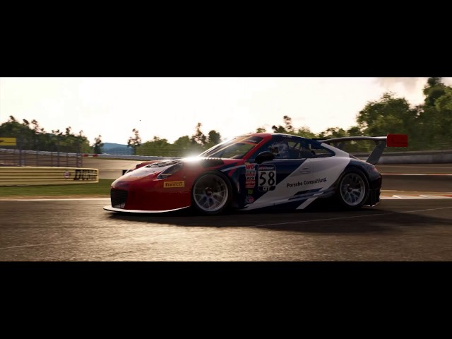 "Project CARS 2: BUILT BY DRIVERS – ""Porsche Passion"" Featuring Patrick Long"