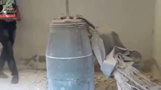 Смотреть онлайн Термобарическая бомба не взорвалась в Сирии