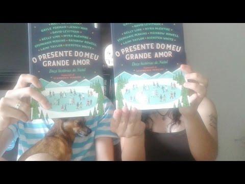 Resenha e Análise do Livro O Presente do meu Grande Amor (Organização de Stephanie Perkins)