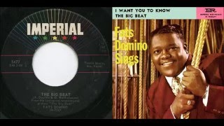 Fats Domino - The Big Beat - June 5, 1957