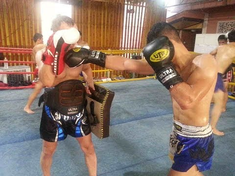 Instructor Course at Master Toddy's Muay Thai Academy - YouTube
