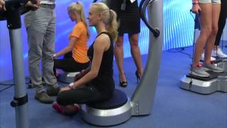 newgen medicals Total Vibrations Home-Trainer
