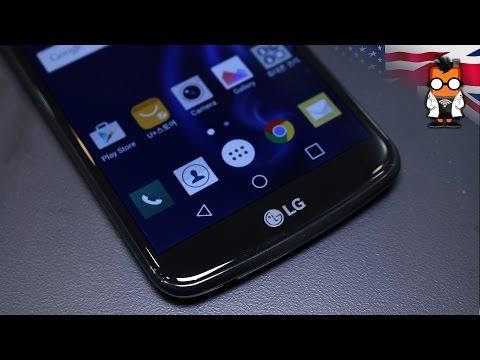 LG K10 Smartphone Hands On - CES 2016