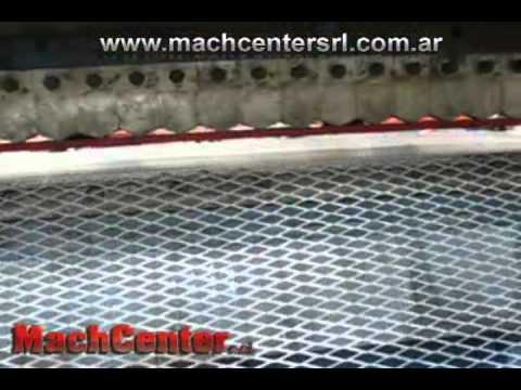 Expansora de Material Desplegable :: Machcentersrl ::