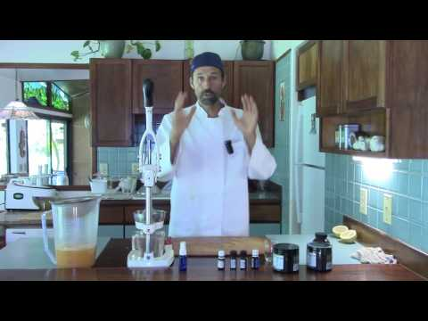 How to dissolve mucus, biofilms and kill parasites