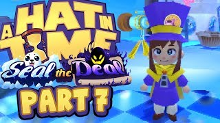A Hat In Time - Seal The Deal DLC - Part 7 (Nostalgia Badge Unlocked!)