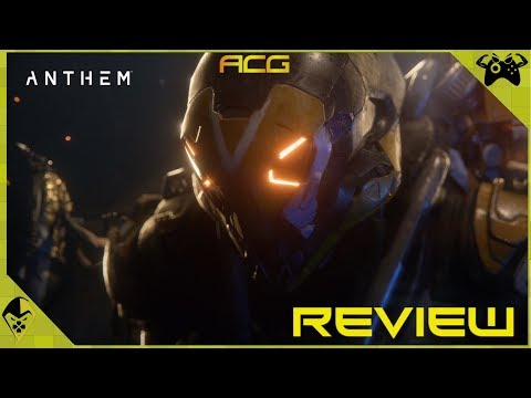 "Anthem Review ""Buy, Wait for Sale, Rent, Never Touch?"" - YouTube video thumbnail"