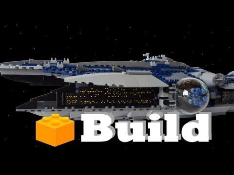 Vidéo LEGO Star Wars 9515 : Le Malveillant