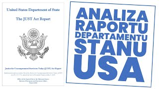 Ustawa 447! Analiza raportu Departamentu Stanu USA